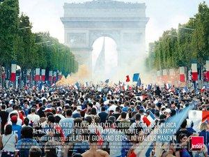 """Prix du Jury à Cannes, """"Les Misérables"""" de Ladj Ly a été récompensécpar trois trophées Lumières (film, scénario et révélation masculine pour Alexis Manenti)."""