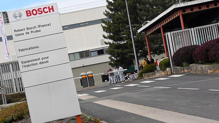 L'usine Bosch compte actuellement 1 391 salariés.