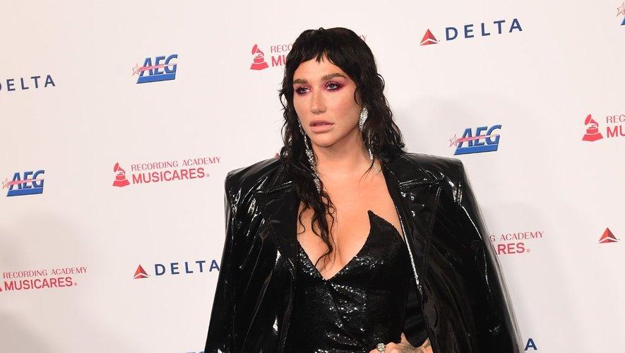 Kesha dévoilera son nouvel album le 31 janvier.