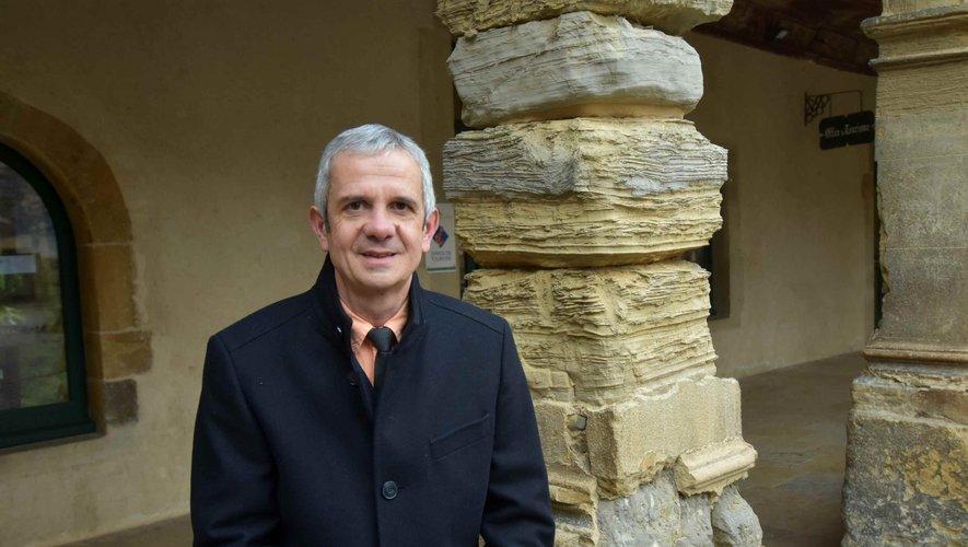 Marc Bories, candidat aux élections municipales de mars 2020