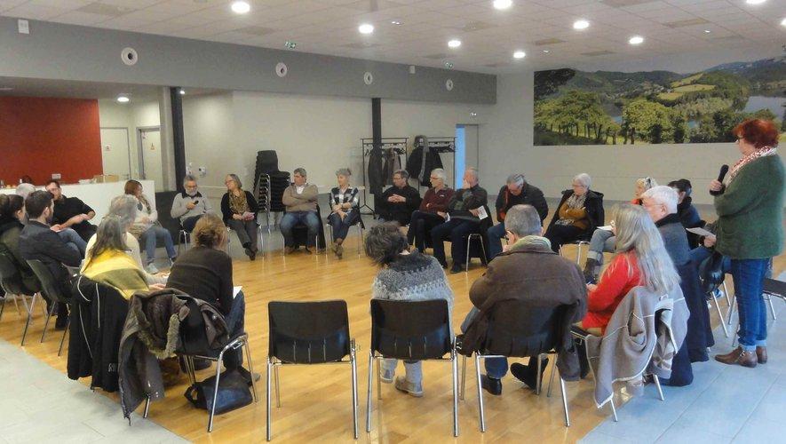Après-midi débat pour une assemblée citoyenne.