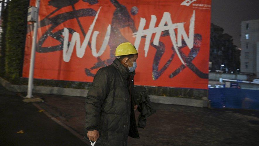 Wuhan, la métropole du centre de la Chine d'où est partie l'épidémie, est désormais coupée du monde depuis une semaine.