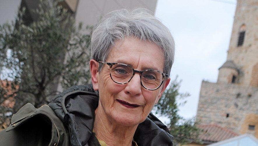 Françoise Cabiron préside le club ciné depuis 2009.