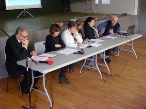 Réalisations et projets présentés par des membres du conseil municipal.