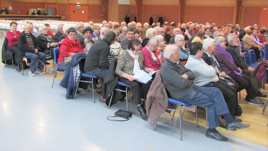 L'assemblée a voté le bilan d'ensemble du club.