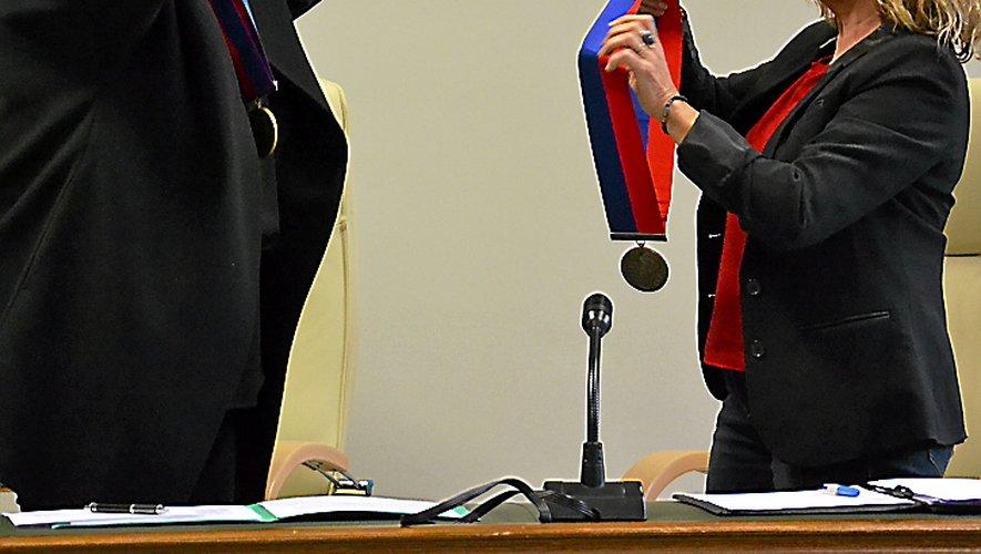 Joëlle Caumes et Myriam Julian ont échangé leurs médailles et les rôles.