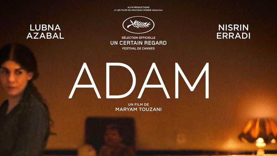 """Adam"" sort ce mercredi au cinéma"