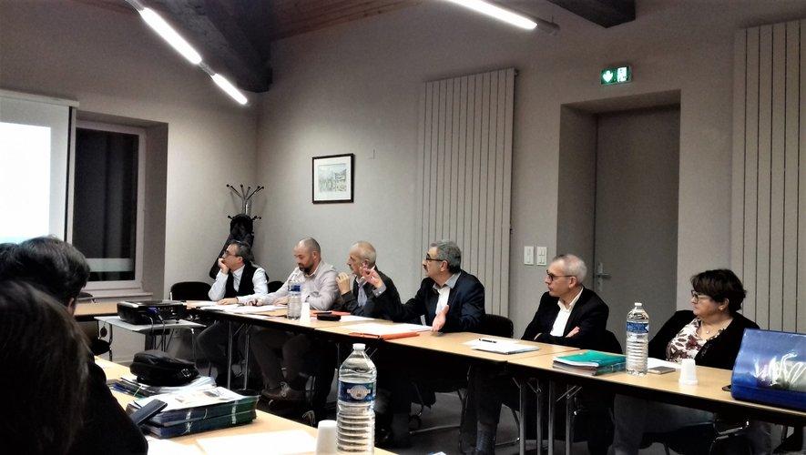 La dernière séance du conseil a eu lieu jeudi dernier, à la mairie.