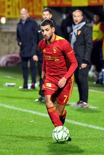 Le Raf de Nassim Ouammou n'a gagné qu'un seul de ses dix derniers matches de Ligue 2.