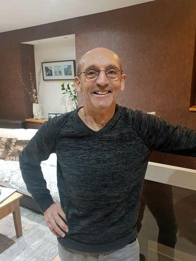 Norbert Sahut court en club depuis 42 ans.