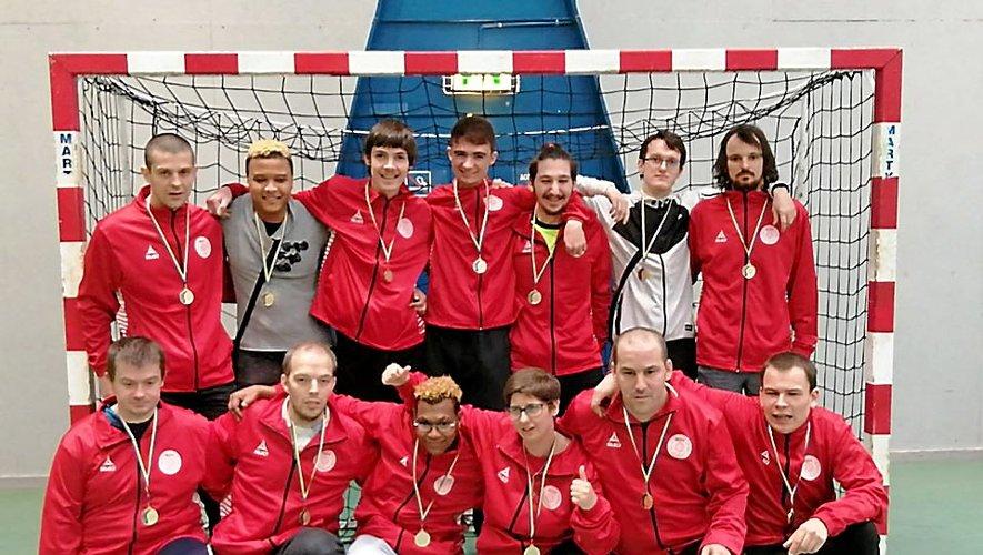 Les Aveyronnais sont champions de France.