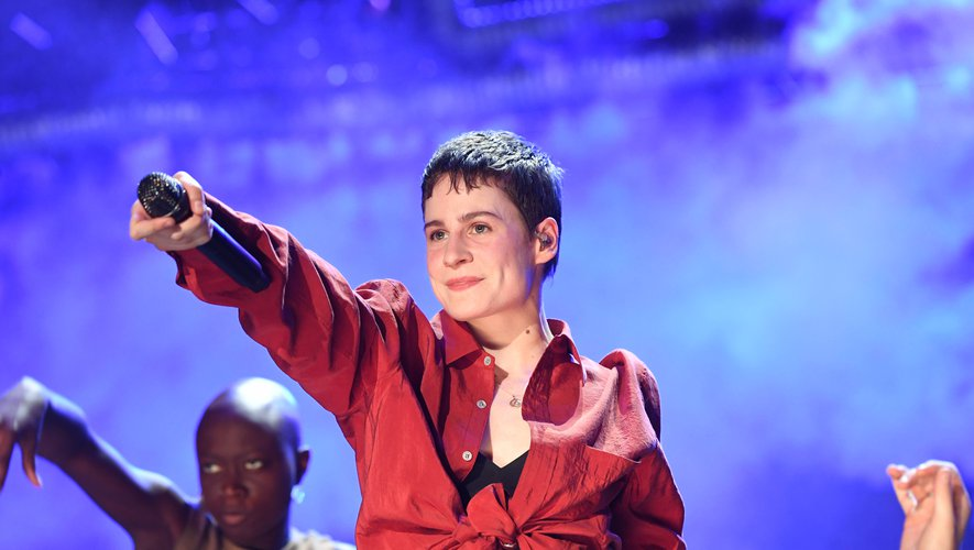 "Christine and the Queens a sorti son dernier album ""Chris"" en 2018."