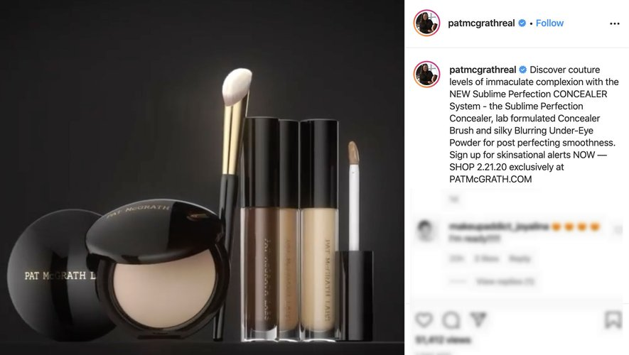 Pat McGrath s'attaque au regard cerné