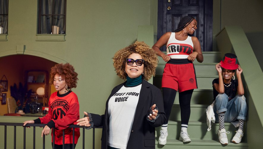H&M s'associe à Ruth Carter pour une mini-collection
