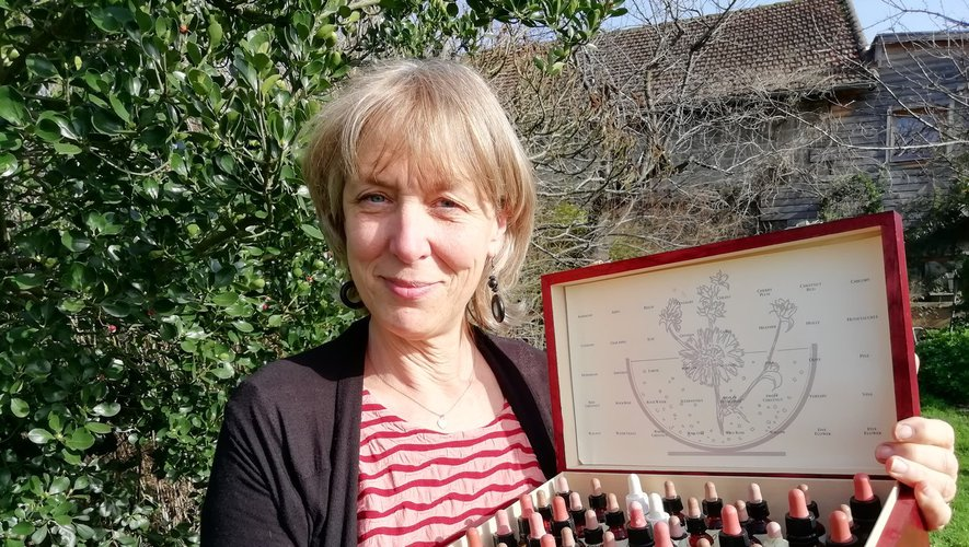 Le pouvoir des fleurs avec Sylvie Remes.