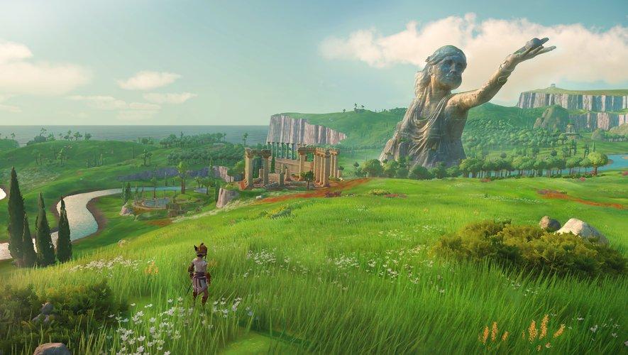 """""""Gods and Monsters"""" sera l'un des jeux à gros  budget de l'année 2020/21 chez Ubisoft"""