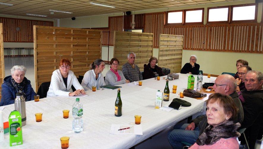 le Comité 12 de France Parkinson réunissait ses membres autour d'une galette.