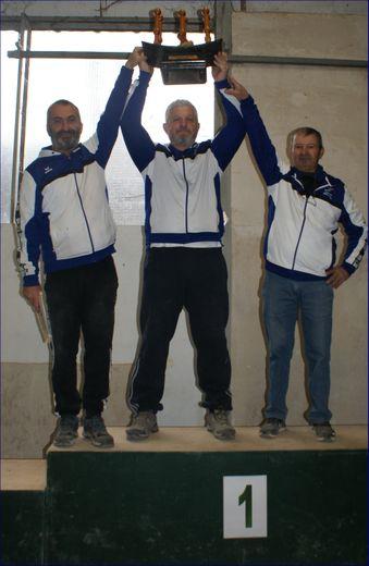 Les champions départementaux 2020