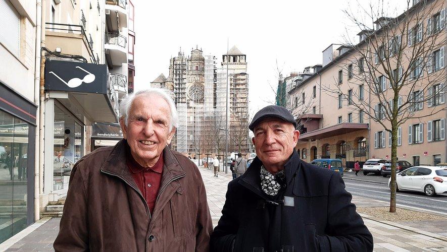 Jean Fabre et Norbert Fabre portent un projet qui pourrait changer l'image de la ville.