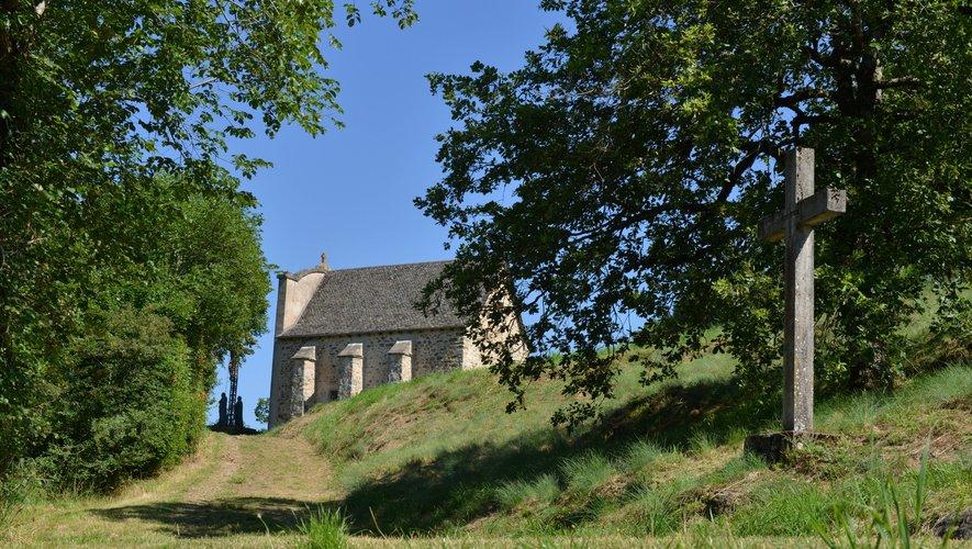 Pleins feux sur la colline de Saint-Jean-d'Aigremont