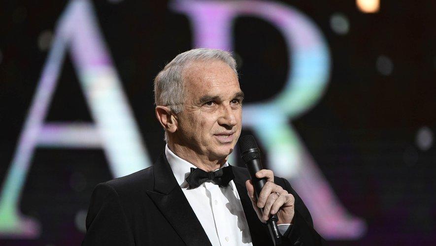 Président de l'Académie des arts et techniques du cinéma Alain Terzian, février 2017
