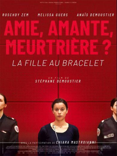 """""""La Fille au bracelet"""" de Stéphane Demoustier en salles ce mercredi"""