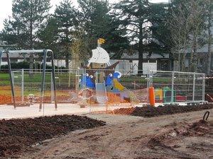 L'aménagement du Parc paysager se poursuit