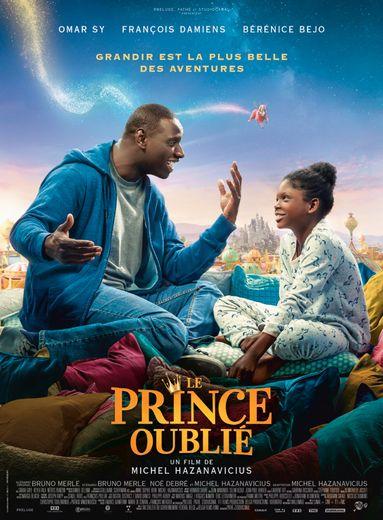 """Bérénice Bejo fait également partie du casting du film de Michel Hazanavicius, """"Le Prince oublié"""" aux côtés d'Omar Sy."""