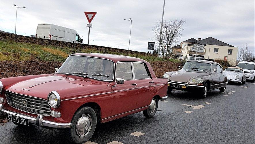 Qu'elles étaient belles les voitures de l'époque!
