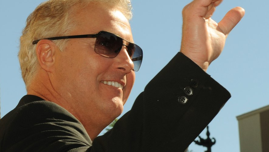 "William Petersen incarnait le personnage de Gil Grissom dans la série ""Les Experts"""