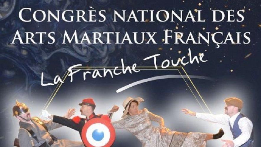 Ce sera le premier congrès national des arts martiaux français.