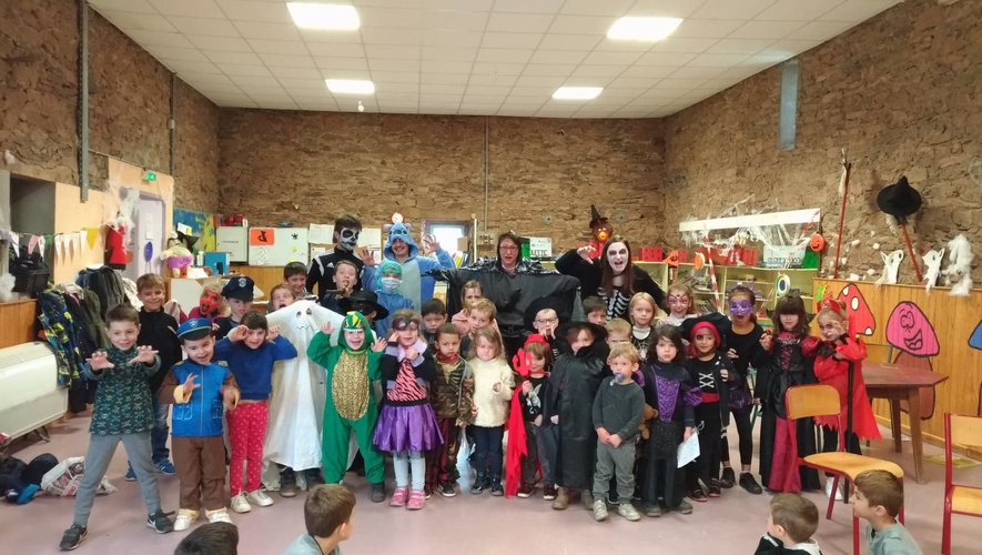 Carnaval à la Grange aux enfants