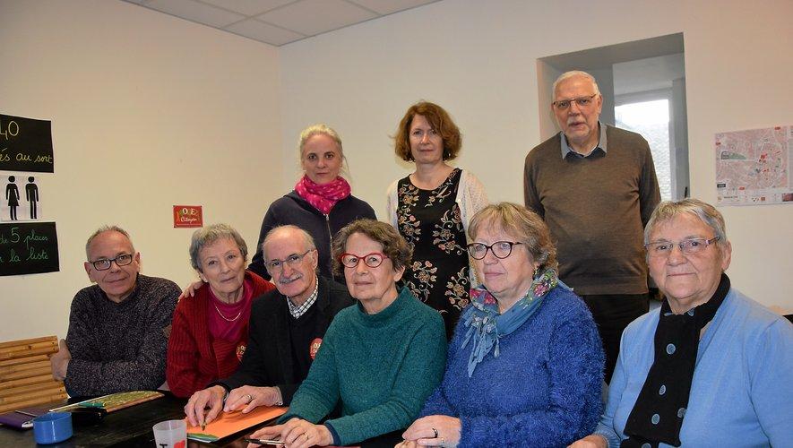 Les colistiers de Rodez Citoyen ont proposé leurs idées pour « une ville plus solidaire ».