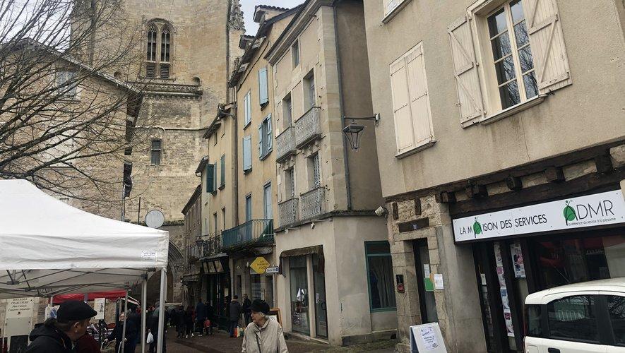 Le conseil municipal, excepté l'opposition, a voté l'acquisition du bâti  9 rue Durand-de-Montauzeur.