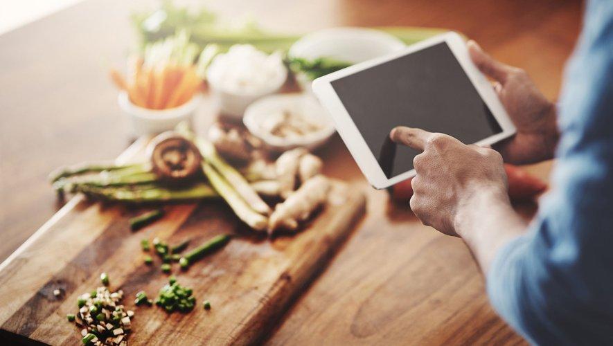 Plus de 30 millions de mobinautes ont surfé sur un site ou une application de cuisine en décembre 2019.