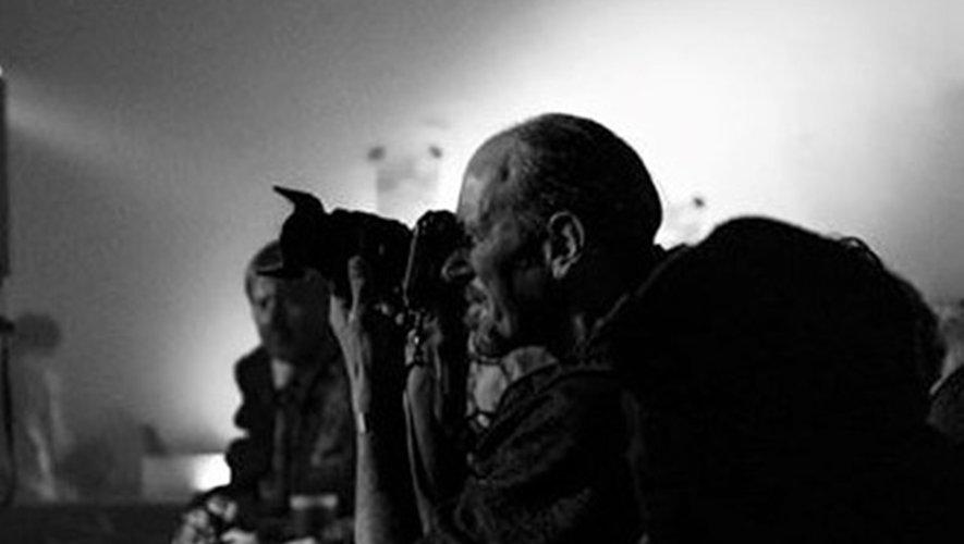 Une initiation à la photo de concert sera proposée sur le show de Will Barber au cinéma du fauteuil rouge
