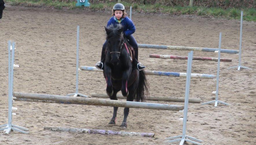 Cours d'équitation à Bannès