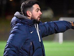 Le coach castonétois Yoan Boscus.
