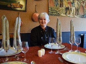 Yvette Moly fait également partie des Maîtres estofinaïres.