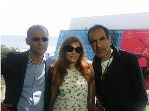 Après Espalion et Cannes, Pascal Galopin, à gauche, s'envole pour l'Amérique !