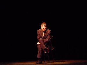 Denis Rey, un comédien magistral.