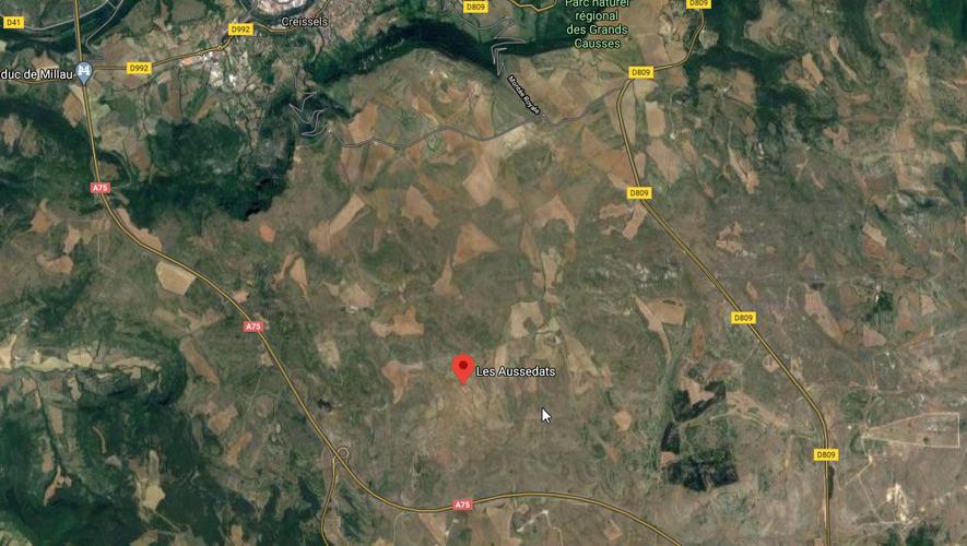 Un petit avion s'écrase, les quatre occupants tués — Aveyron