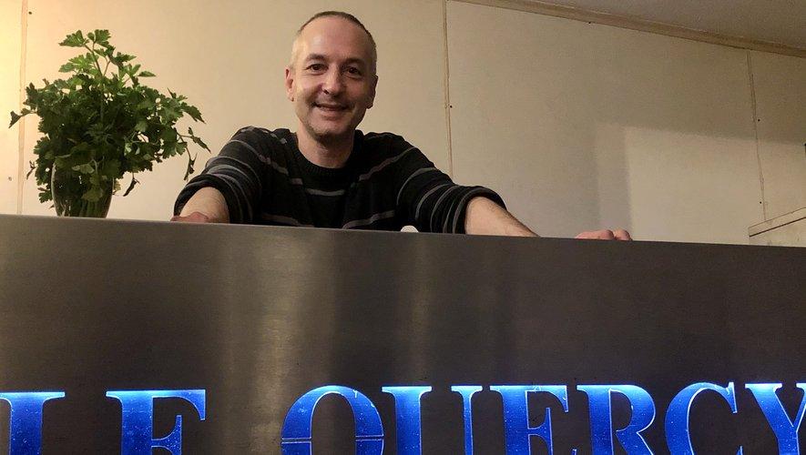 Grégory Bendriem vous accueille toute la semaine au bar brasserie Le Quercy, 25 avenue du Quercy, à Villefranche