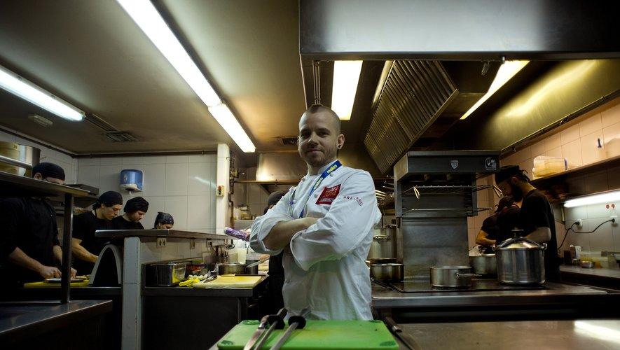 Le jeune chef David Munoz est l'enfant terrible de la cuisine espagnole
