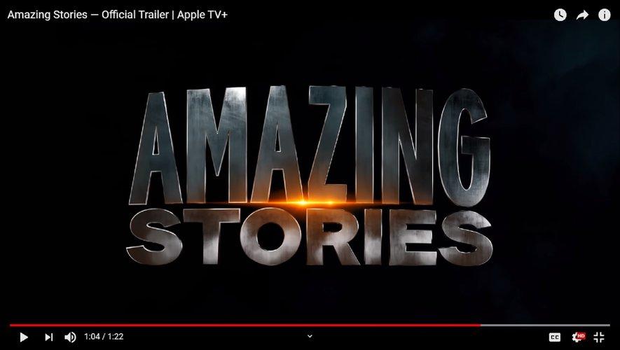 """En tout, dix épisodes composeront la première saison de """"Amazing Stories"""" sur Apple TV+."""