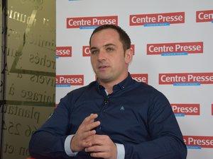 Florent Petitjean joue au rugby à Decazeville depuis 10 ans.
