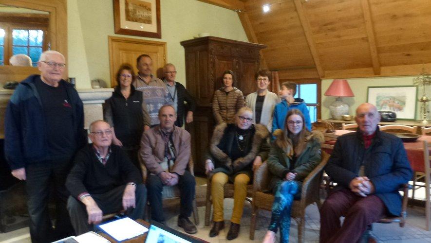 Les membres de l'association se sont retrouvés pour l'assemblée générale annuelle.