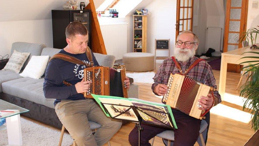 Accordéon : un point d'orgue final à Pons
