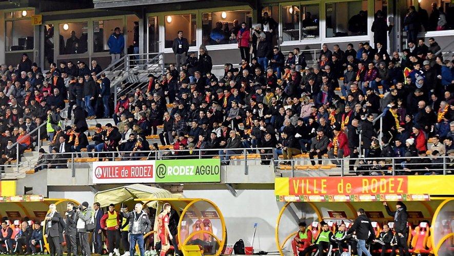 La meilleure affluence cette saison a Paul-Lignon a été réalisée lors de la réception du Havre le 29 novembre.
