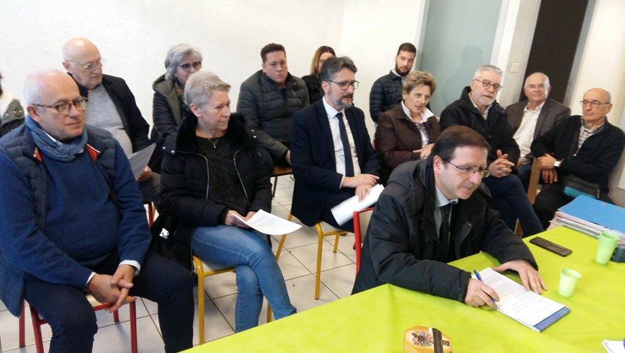 Jean-Philippe Kéroslian s'enorgueillit d'être le premier candidat aveyronnais à avoir déposé sa liste en préfecture.